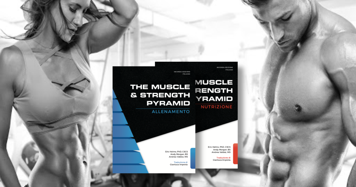 The Muscle & Strength Pyramid Books - Edizione Italiana